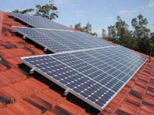 3.1 KW Suntech Solar Panels